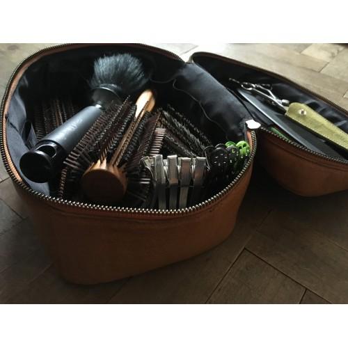 bag na kartáče, hřebeny a nůžky